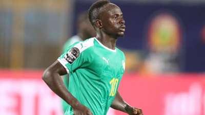 Sadio Mane of Senegal during the 2019 Africa Cup of Nations match between Kenya and Senegal.