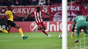Brown Ideye Olympiacos
