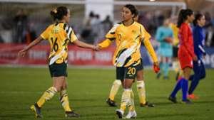 A-League and Australian football news LIVE: Matildas fall to U15's MLS side