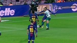 Penalti Barcelona Eibar