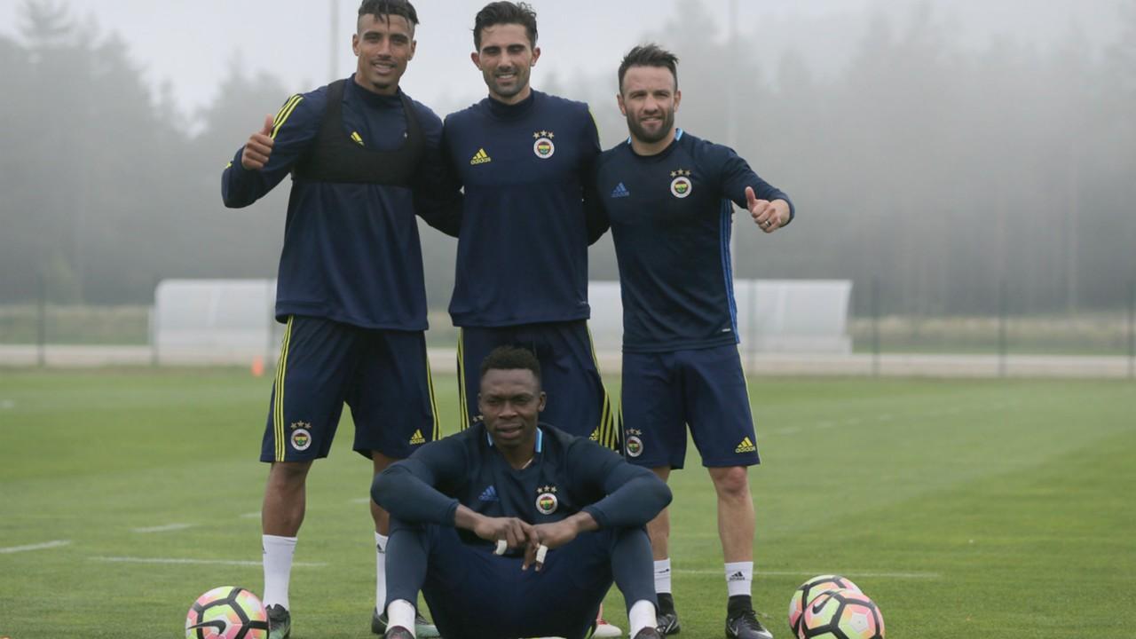 Dirar, Hasan Ali Kaldirim, Valbuena, Kameni Fenerbahce