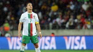 Cristiano Ronaldo  Portugal   2010
