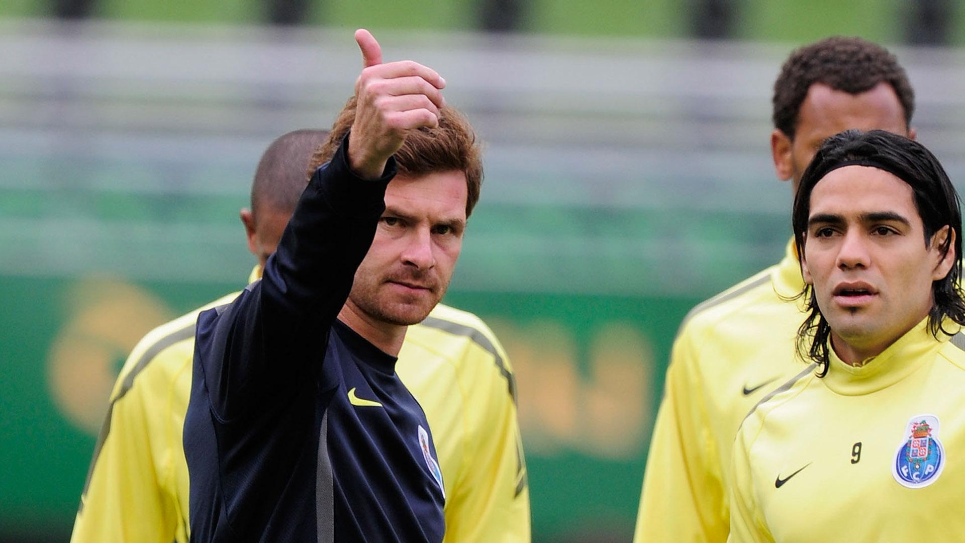 Andre Villas-Boas Porto Champions League