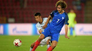 Yacine Adli France U17