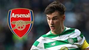 Mercato - Arsenal : Une offre de 28 M€ pour Kieran Tierney refusé par le Celtic