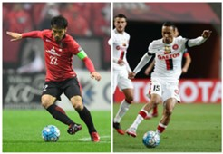 Yuki Abe Urawa Red Diamonds Kearyn Baccus Western Sydney Wanderers AFC Champions League