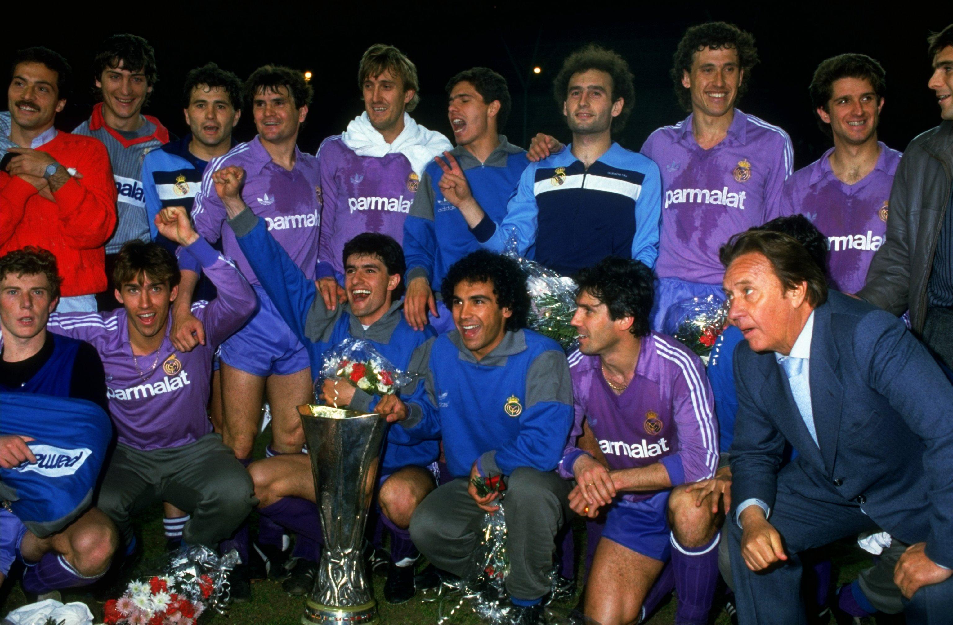 Real Madrid Uefa Cup