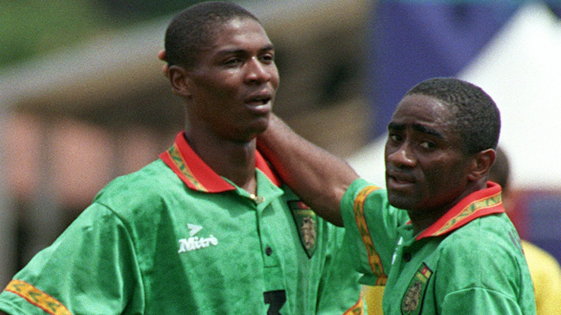 Rigobert Song Cameroon FIFA World Cup 1994