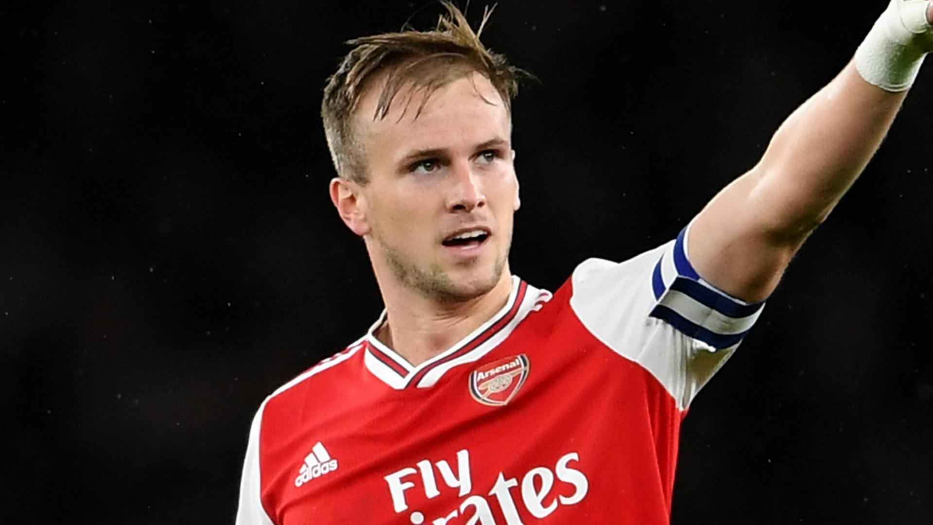 Rob Holding Arsenal 2019-20