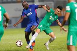 Community Cup 2018, Kitchee 1:0 won over Tai Po.