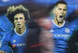 Hazard and Luiz