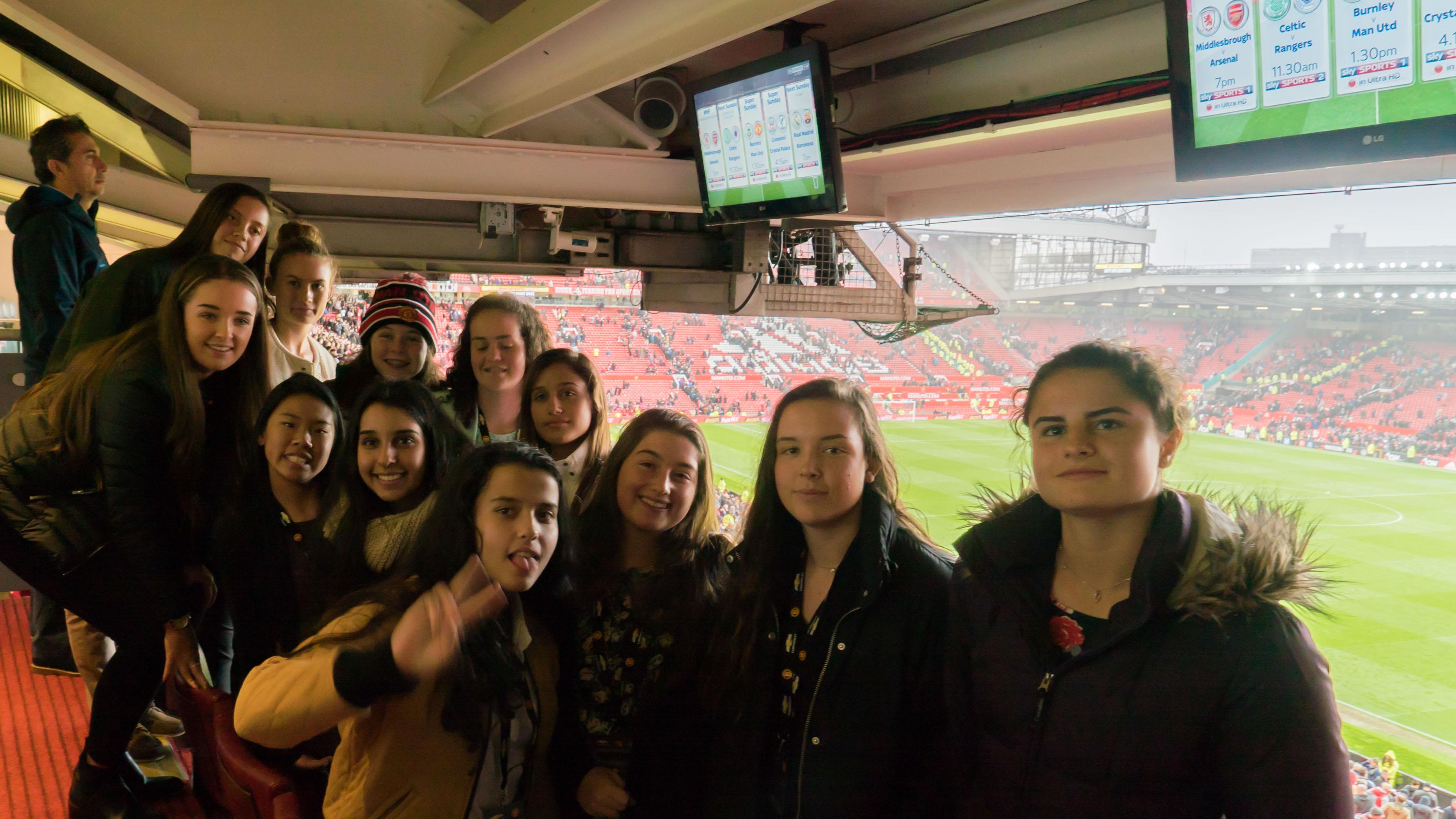 duFC winners Girls