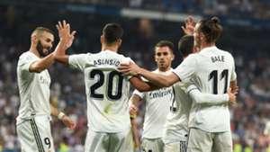 Real Madrid Celebration
