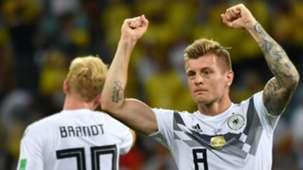Toni Kroos Germany Sweden