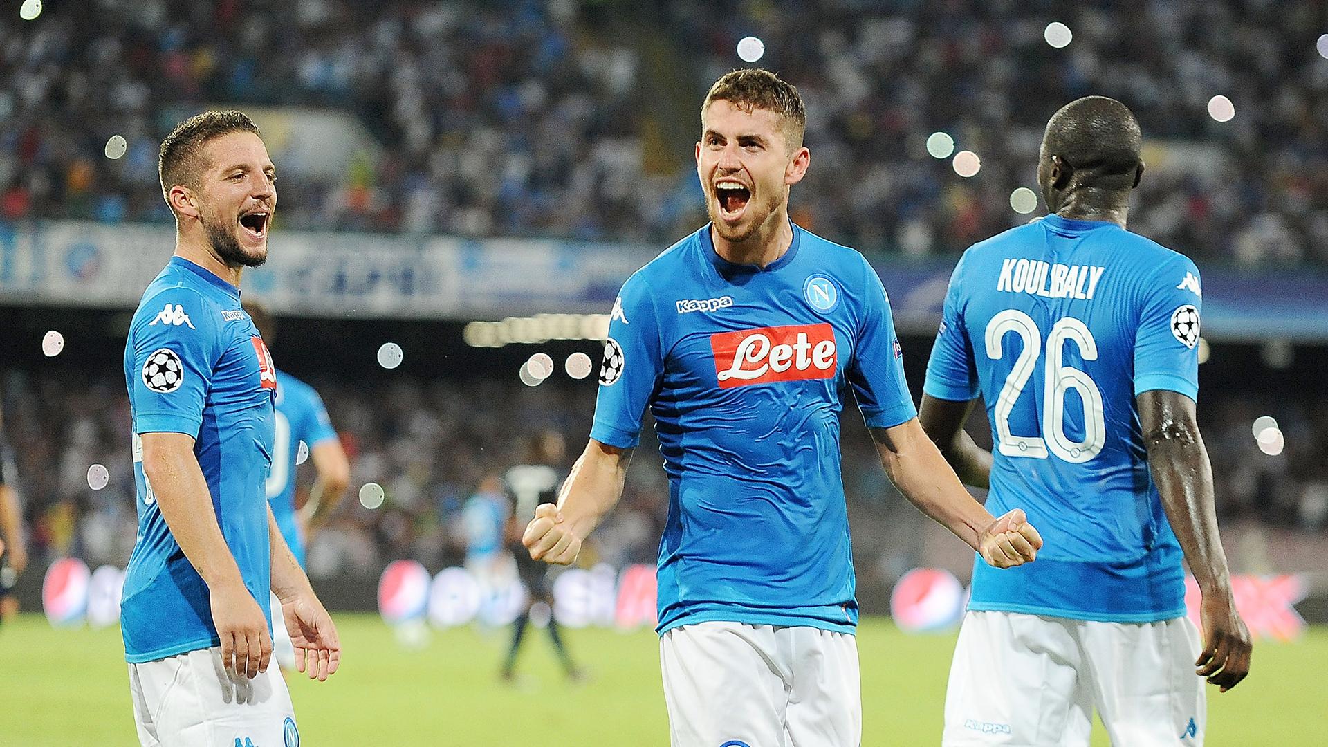 Jorginho Napoli