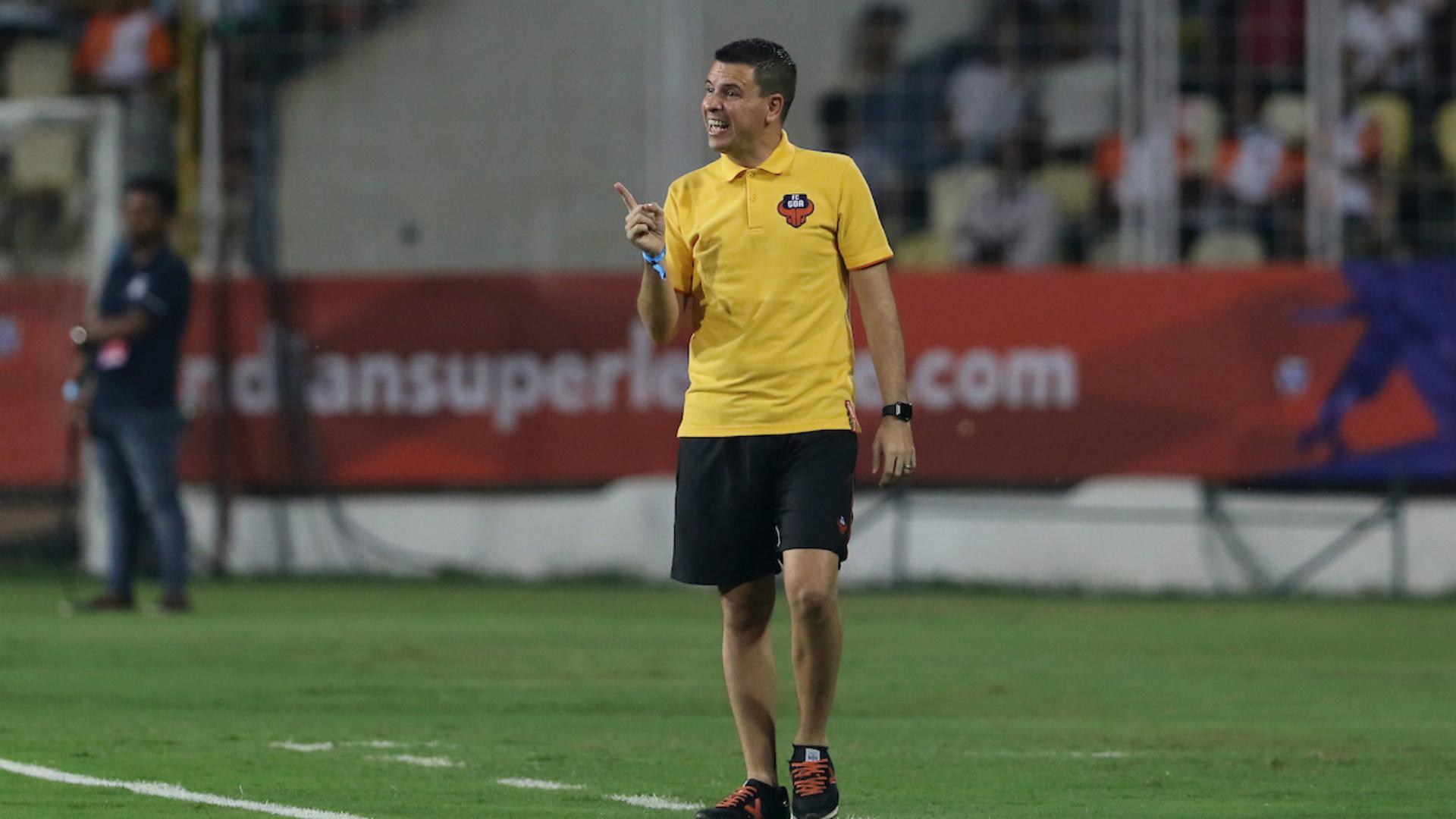 Sergio Loberas Maturity Has Helped Fc Goa Evolve