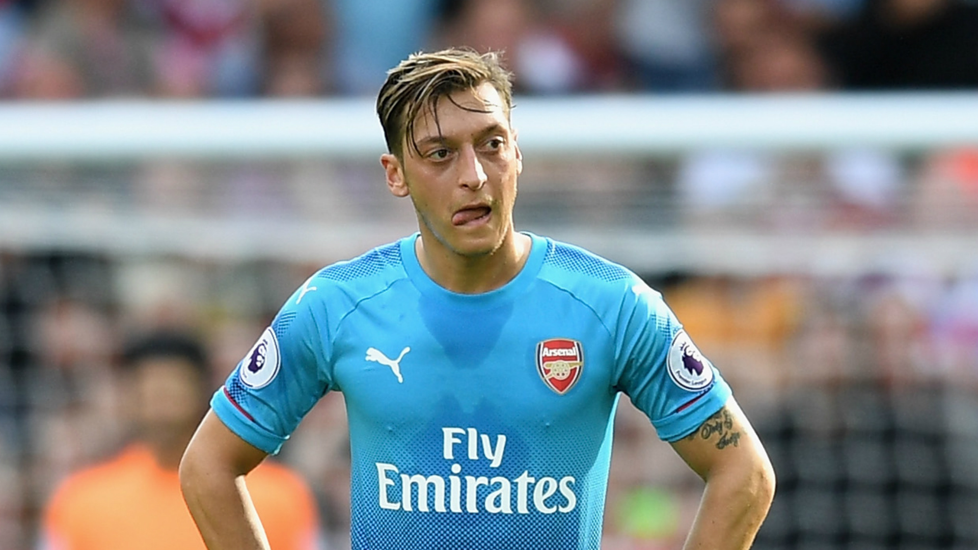 Ozil comments laughable: Arsenal great Ian Wright