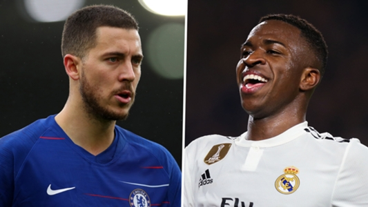 add7bbe8120 Why should Real Madrid spend £100m on Hazard when they already have  wonderkid Vinicius Jr
