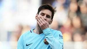 Lionel Messi, Eibar vs Barcelona, La Liga, 17/18