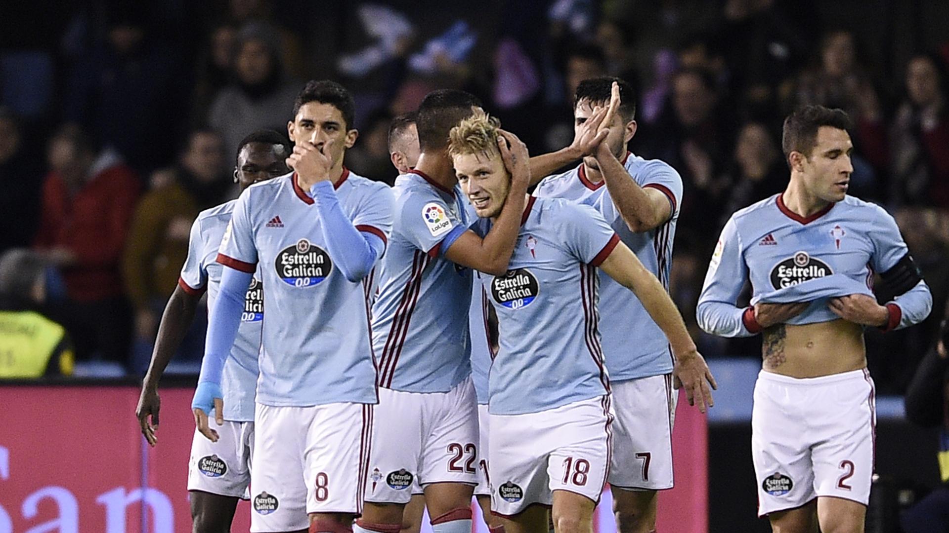 Celta Vigo Real Madrid 01072018