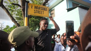 Mtaa wa Victor Wanyama