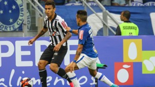 Marcos Rocha Cruzeiro Atlético-MG Campeonato Mineiro 30042017