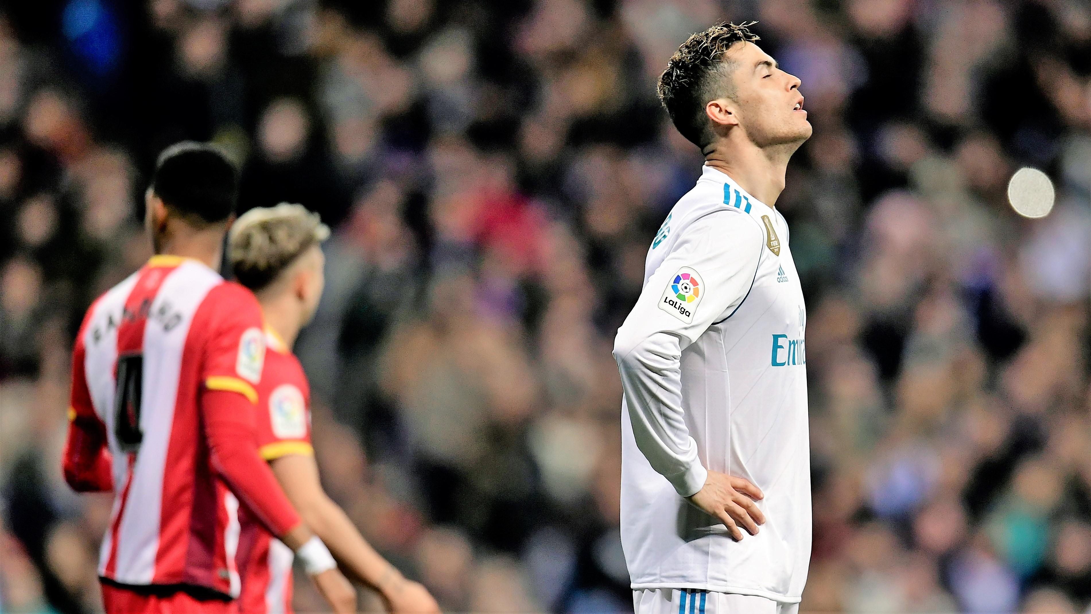 Cristiano Ronaldo Real Madrid Girona LaLiga 18032018