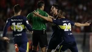 Independiente Boca Superliga 15042018