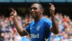 In-demand Rangers striker Morelos intends to make Premier League move