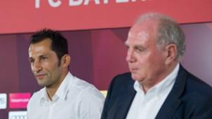 FC Bayern München Salihamidzic Hoeneß 31072017