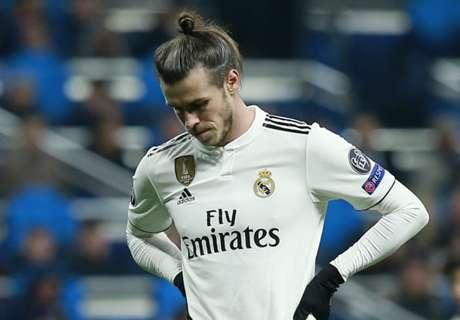 Bale no trabajó con el equipo