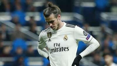 Gareth Bale Real Madrid CSKA Moscow