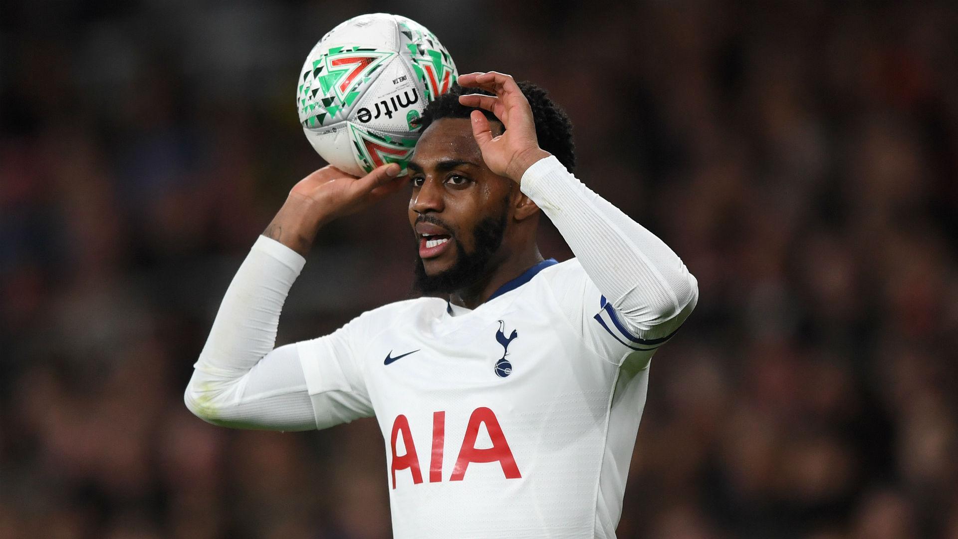 Danny Rose Tottenham 2018-19