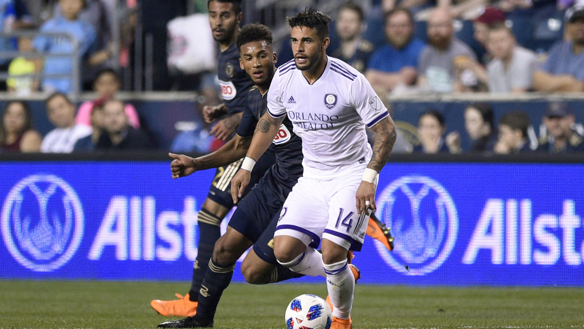 Dom Dwyer Orlando City MLS