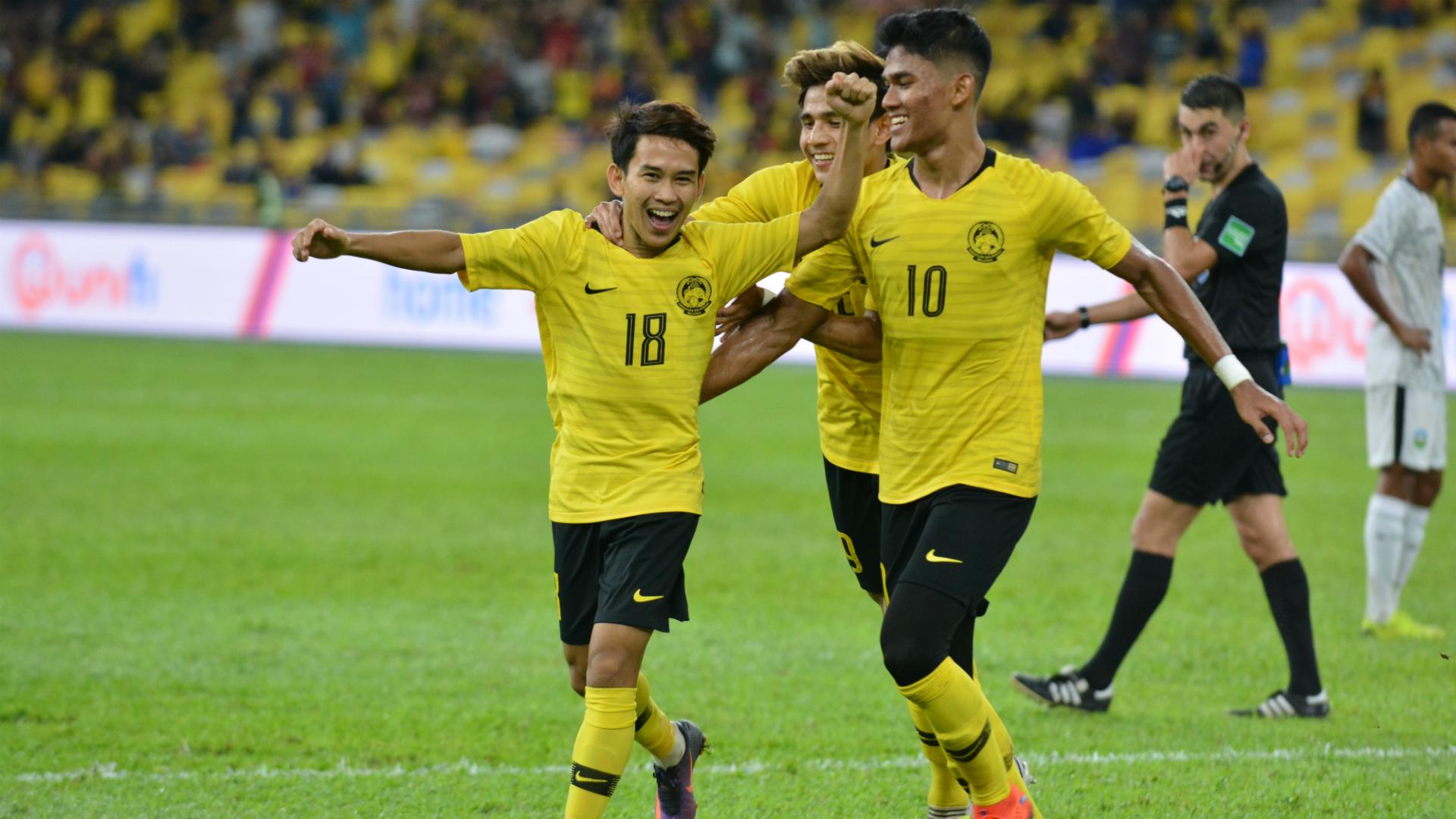 Faiz Nasir, Malaysia v Timor Leste, 2022 World Cup Qualification, 7 Jun 2019