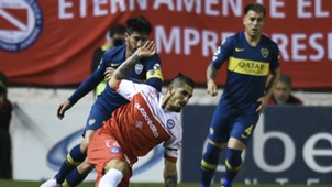 Junior Benitez Argentinos Juniors Boca Superliga 15092018