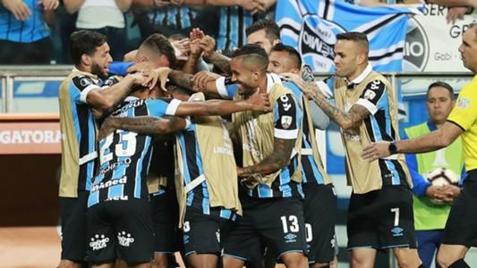 Grêmio Universidad Católica Libertadores 08052019