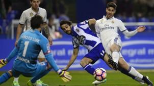 Marco Asensio Arribas Deportivo Coruna Real Madrid LaLiga 26042017