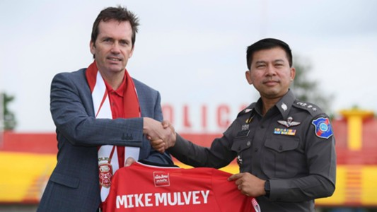 Mike Mulvey Police Tero Thai League 05062017