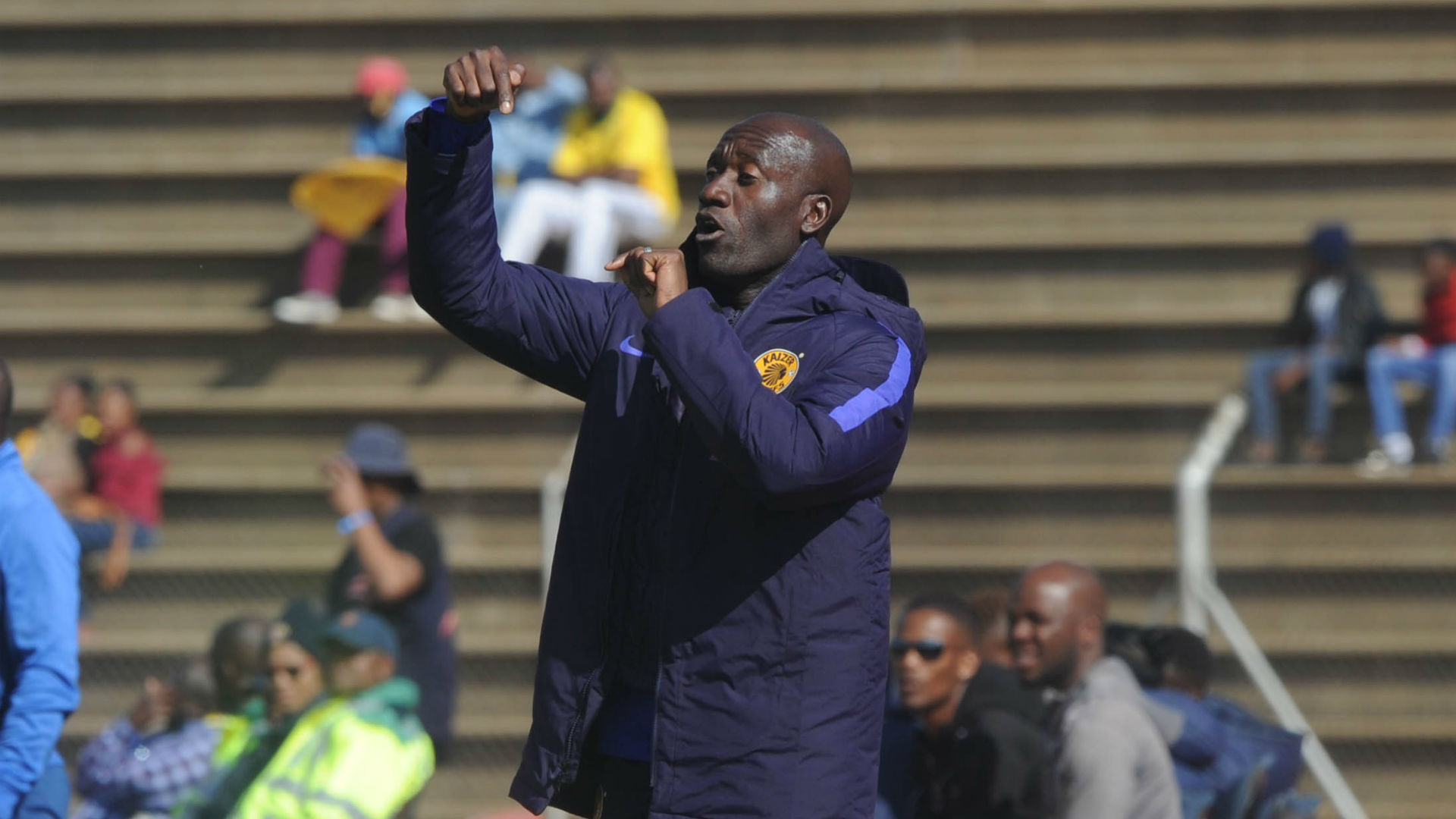 Patrick Mabedi of Kaizer Chiefs