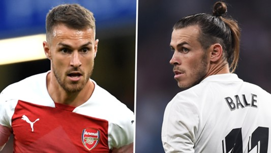 Aaron Ramsey Gareth Bale Arsenal Real Madrid