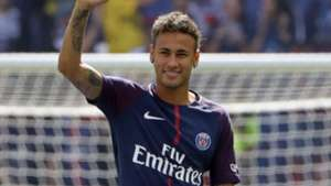 Neymar PSG unveiling 05082017