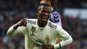 Vinicius Jr Real Madrid 2018-19