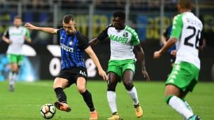 Ivan Perisic Inter Sassuolo Serie A