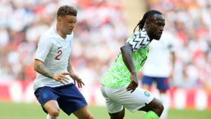 Victor Moses, Trippier