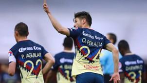 Oribe Peralta América vs Morelia Liga MX 2018