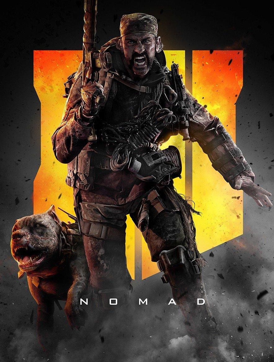 Nomad COD BO4