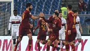 Federico Fazio Roma Genoa Serie A