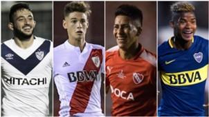 Los jugadores mas caros de la Superliga