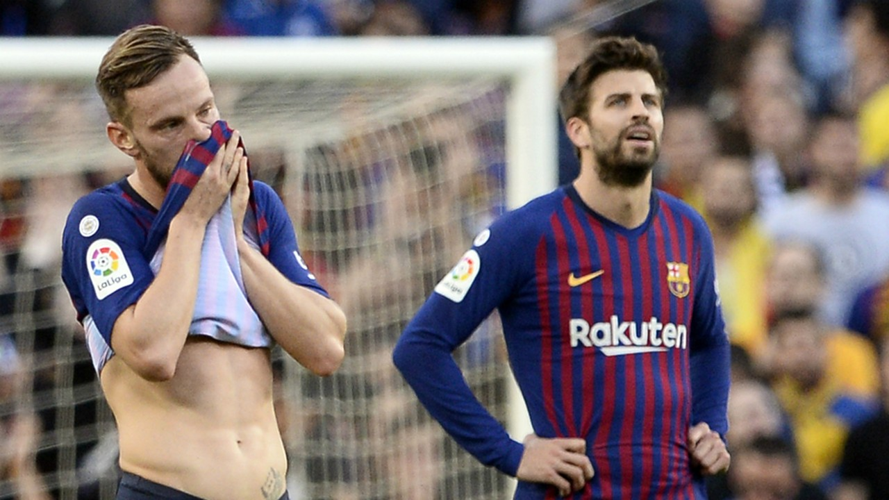 Barcelona on worst defensive run in La Liga for 20 years